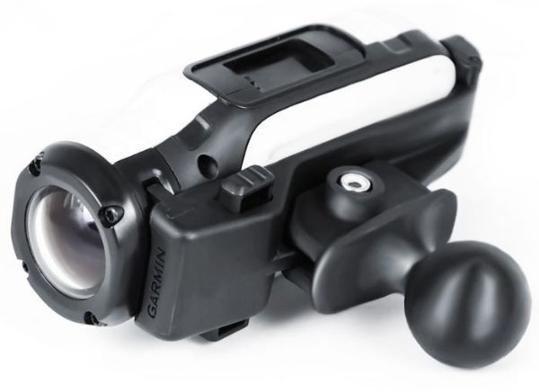 """Picture of Garmin VIRB™ Camera Adapter with B Size 1"""" Ball"""