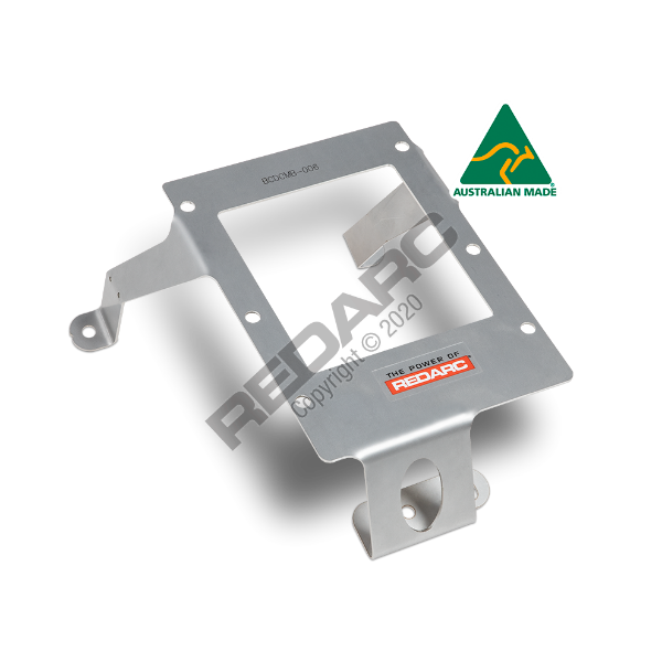 colorado and dmax bcdc mounting bracket